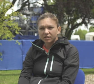 Simona Halep, declaratii uimitoare dupa ce si-a demis antrenorul: M-am blocat, nu puteam sa joc