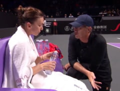Simona Halep, dependenta de Darren Cahill? Ce concluzie a tras un jurnalist de la New York Times dupa victoria cu Bianca Andreescu