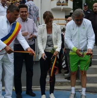 Simona Halep, despre Ilie Nastase: Nu am vorbit mult despre tenis, dar il admir