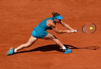 Simona Halep, despre Sloane Stephens, adversara din finala de la Roland Garros
