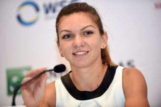 Simona Halep, despre Turneul Campioanelor, Williams, Sharapova si colaborarea cu Wim Fissette