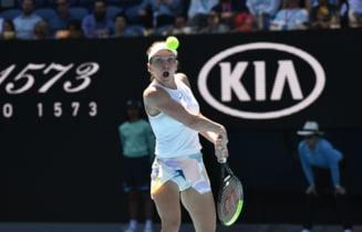Simona Halep, despre adversara din optimile de finala de la Australian Open