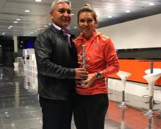 Simona Halep, despre adversara din sferturile de finala de la Washington
