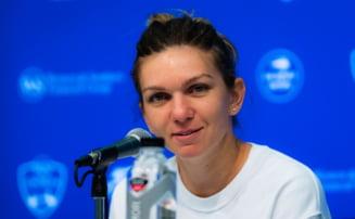 Simona Halep, despre jucatoarea care a starnit numeroase discutii inainte de US Open