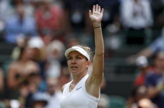 Simona Halep, despre meciul cu Elina Svitolina din semifinalele de la Wimbledon