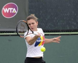 Simona Halep, despre meciul cu Serena Williams: Pot sa castig!