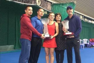 Simona Halep, despre momentul tensionat cu Darren Cahill de la Indian Wells