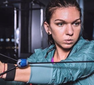 "Simona Halep, despre partida cu Maria Sharapova de la Beijing: ""Chiar imi doresc sa castig"""