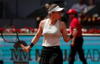 Simona Halep, despre partida cu Maria Sharapova din semifinalele de la Roma