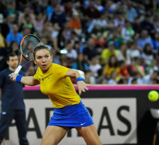 Simona Halep, despre prima adversara de la Stuttgart: E o jucatoare dificila
