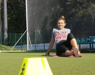 Simona Halep, despre primul meci de la Turneul Campioanelor: Nu e o finala