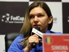 Simona Halep, despre relatia cu Roger Federer si intalnirea cu Elvetia