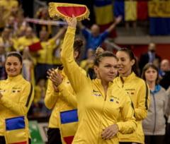 """Simona Halep, despre retragerea din echipa de Fed Cup a Romaniei: """"Imi tin cuvantul!"""""""