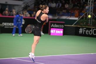 Simona Halep, despre scandalul izbucnit dupa meciurile de Fed Cup