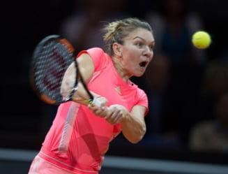 Simona Halep, despre semifinala cu Caroline Wozniacki
