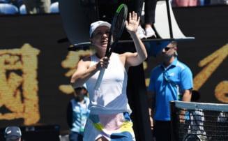 Simona Halep, despre semifinala cu Garbine Muguruza de la Australian Open