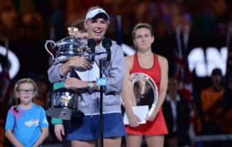 Simona Halep, despre trucul la care a apelat Wozniacki in finala Australian Open: Eu n-am sa fac niciodata asa ceva