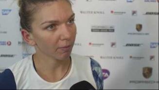 Simona Halep, despre urmatoarea adversara de la Stuttgart