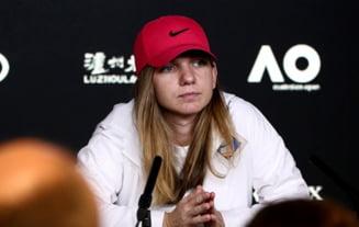 Simona Halep, despre vestea care a luat prin surprindere tenisul: Am simtit un gol in stomac cand am aflat