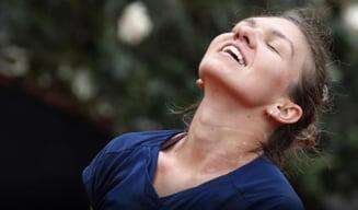 Simona Halep, despre victoria categorica din meciul cu Naomi Osaka de la Roma