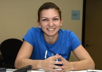 Simona Halep, despre viitorul ei antrenor si de ce s-a despartit de Wim Fissette