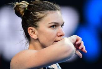 Simona Halep, detronata din fruntea clasamentului WTA