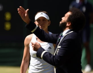 Simona Halep, dezavantajata de arbitru la Wimbledon? Iata verdictul specialistului