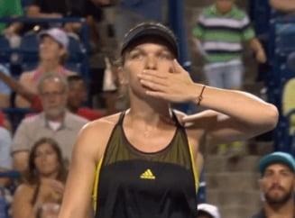 Simona Halep, doua meciuri intr-o zi la Toronto: Adversara foarte dificila in semifinale