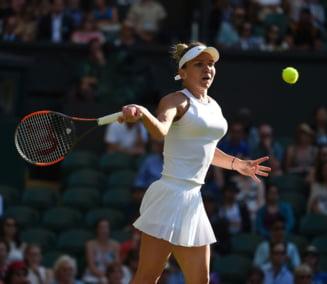 Simona Halep, dupa a doua victorie de la Wimbledon: Am dureri peste tot!