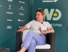 "Simona Halep, dupa anuntul Carlei Suarez Navarro ca are cancer: ""Carla, sunt socata"""