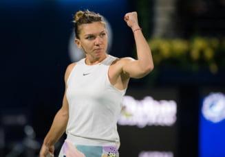 """Simona Halep, dupa calificarea in semifinalele de la Praga: """"Sunt bucuroasa ca de la zi la zi joc tot mai bine"""""""