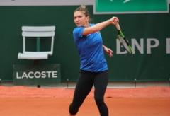 """Simona Halep, dupa eliminarea de la Roland Garros: """"Nu m-am simtit foarte bine pe teren"""""""