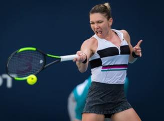 Simona Halep, eliminata de Pliskova in semifinale la Miami