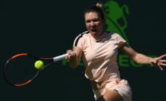 Simona Halep, eliminata de la Miami de Radwanska dupa un meci pe care l-a avut in mana