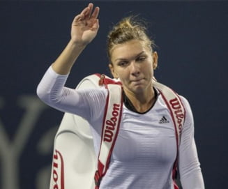 Simona Halep, eliminata de la New Haven