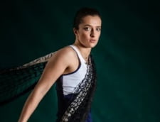 Simona Halep, eliminata de o rockerita. Invingatoarea romancei a vrut sa se lase de tenis pentru muzica