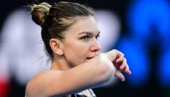 Simona Halep, eliminata din proba de dublu de la Adelaide
