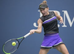 Simona Halep, eliminata dramatic de la US Open