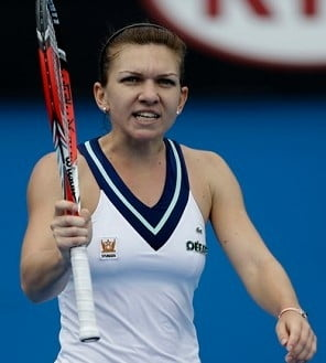 Simona Halep, eliminata dramatic in turul doi la Wuhan Open