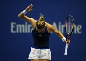 Simona Halep, eliminata in optimi la Beijing - ce scrie site-ul WTA