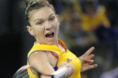 Simona Halep, eliminata in proba de dublu de la Doha