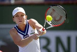 Simona Halep, eliminata in semifinale la Indian Wells