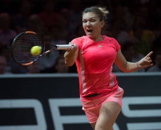 Simona Halep, eliminata in semifinale la Stuttgart dupa o partida fantastica