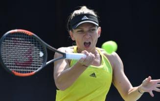 Simona Halep, eliminata in semifinale la Toronto dupa un meci in care a castigat doar doua game-uri