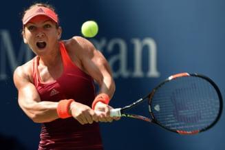 Simona Halep, eliminata in semifinale la US Open dupa o infrangere usturatoare