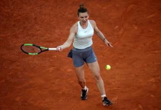 Simona Halep, eliminata in turul 2 de la Roma dupa un meci de mare lupta