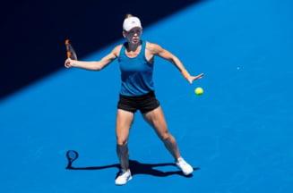 Simona Halep, eliminata in turul I la Australian Open