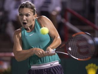Simona Halep, eliminata in turul I la US Open. Infrangere categorica in fata numarului 44 WTA