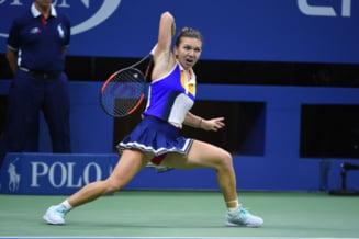 Simona Halep, eliminata inca din turul doi la Wuhan dupa un meci in care a luat doar trei game-uri