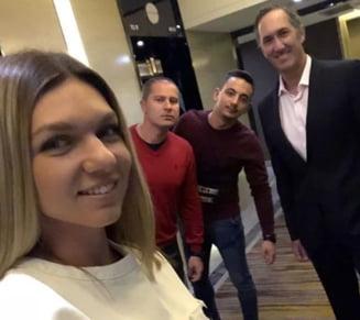 Simona Halep, examinata de Sports Illustrated: Merita sau nu sa fie desemnata jucatoarea anului?